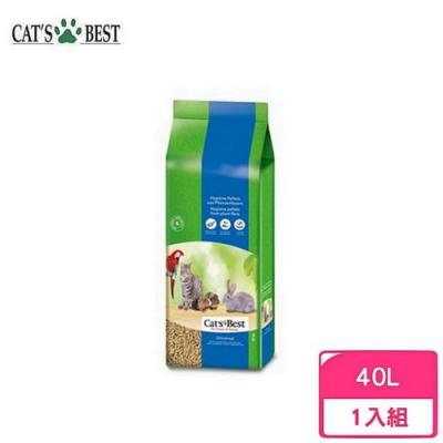 德國凱優Cat′s Best-粗顆粒木屑砂(藍標崩解型) 40L/22kg