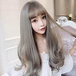 米蘭精品 長假髮整頂假髮-蓬鬆自然大波浪長捲髮女假髮4色73rr48
