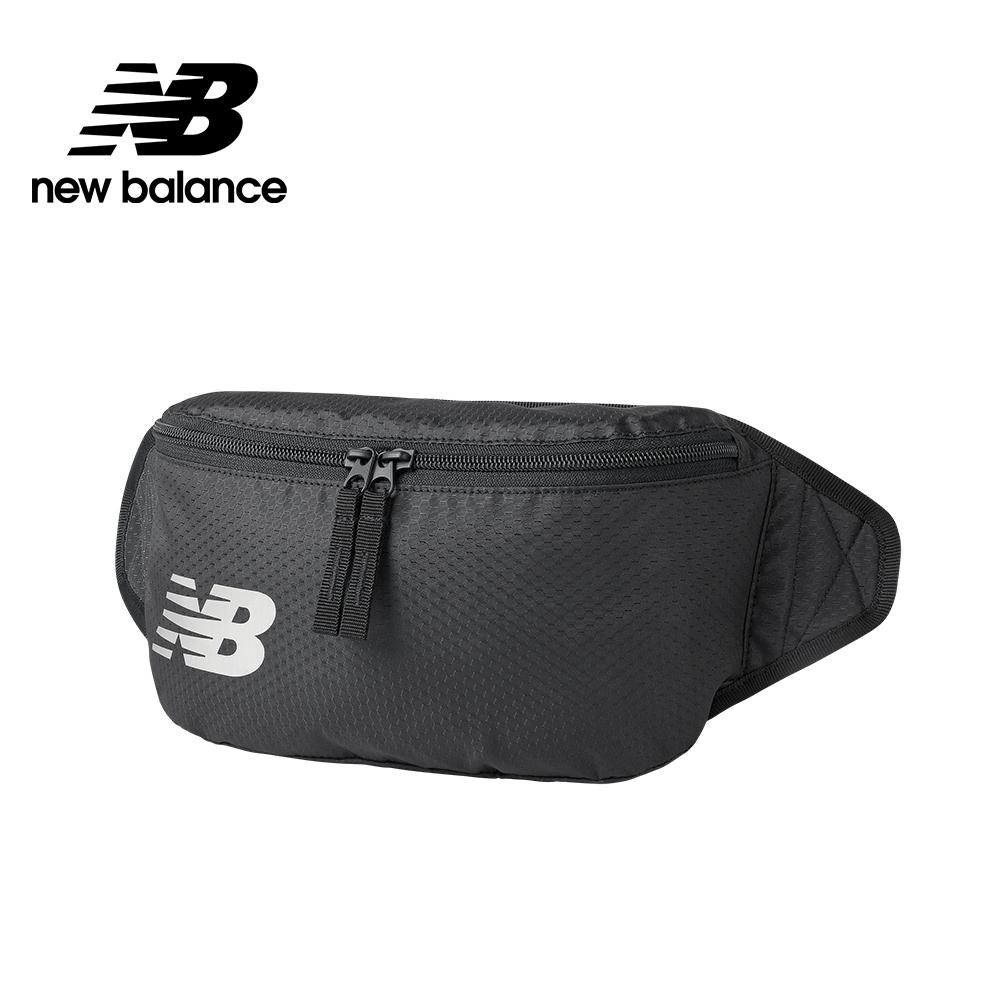 【New Balance】慢跑腰包_中性_黑色_EQ03072MBSI