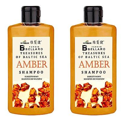 A+ 維髮健 琥珀能量護髮洗髮露500ml*2