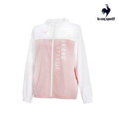 法國公雞牌防風外套 LWO6379190-女-白