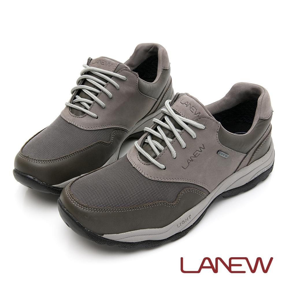 LA NEW DCS舒適動能 GORE-TEX 極度防水 氣墊休閒鞋(男225015741)