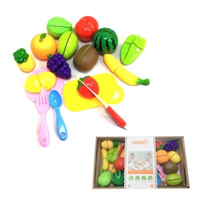 凡太奇 水果DIY切切樂禮盒套裝 2264 - 速
