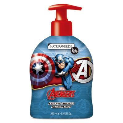 義大利進口 Avengers 潔膚露-Captain America (250ml)