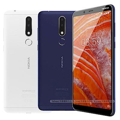 NOKIA 3.1 Plus (3G/32G)6吋八核心智慧型手機