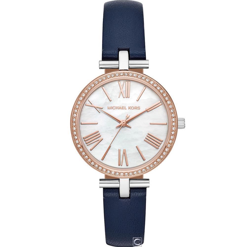 Michael Kors Maci華麗旅程時尚腕錶(MK2833)34mm