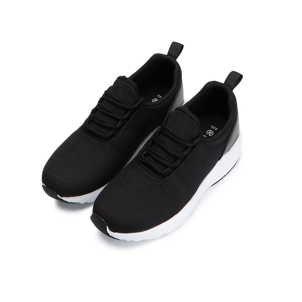 BuyGlasses 專屬MVP慢跑鞋-黑 @ Y!購物