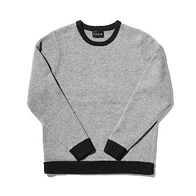 Sport b. 圓領羊毛上衣