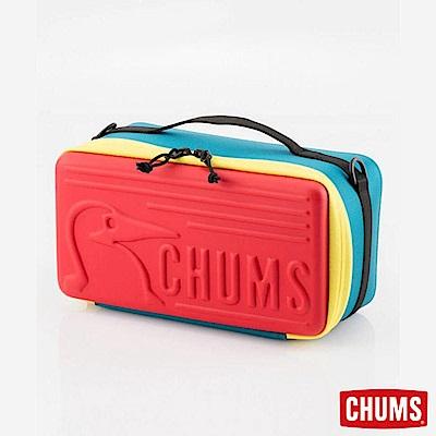 CHUMS 日本 Booby 收納盒 玩具收納箱(M) 紅/藍綠
