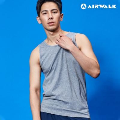 【AIRWALK】男款運動背心-共兩色