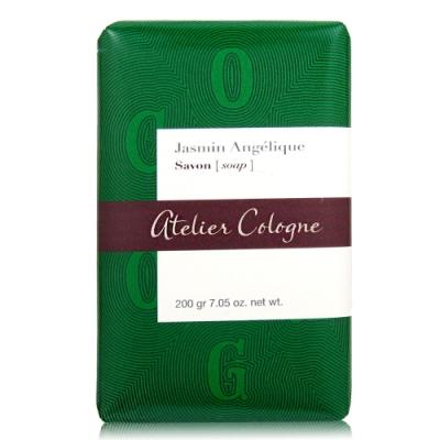Atelier Cologne 歐瓏 茉莉當歸(茉莉白芷)香氛皂200g 無盒版