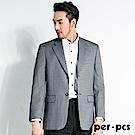 per-pcs 優雅品味細紋西裝外套(707307)