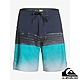 【 QUIKSILVER】HIGHLINE HOLD DOWN 20 衝浪褲 藍綠色 product thumbnail 1