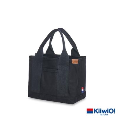 Kiiwi O! 日系經典帆布多隔層托特包 MAKO (多色選)