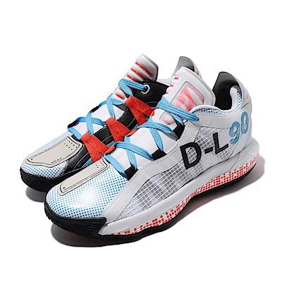 adidas 籃球鞋 Pusha T x Dame 6 男鞋