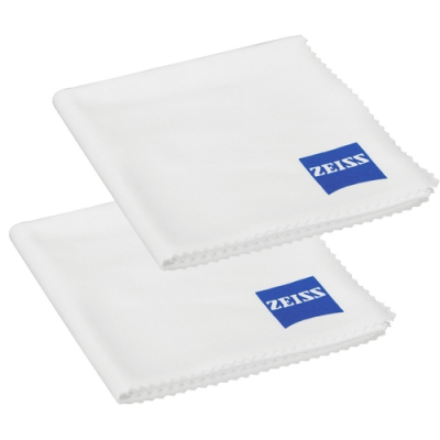 蔡司 Zeiss Microfiber Cloth 超細纖維布 2入