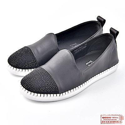 ORIS 女款 典雅舒適牛皮休閒鞋 W8512N01