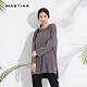 【MASTINA】緞帶穿線設計長版-針織衫(三色) product thumbnail 1