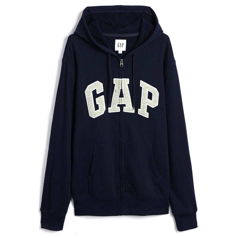 GAP 男生 連帽外套 藍 1357