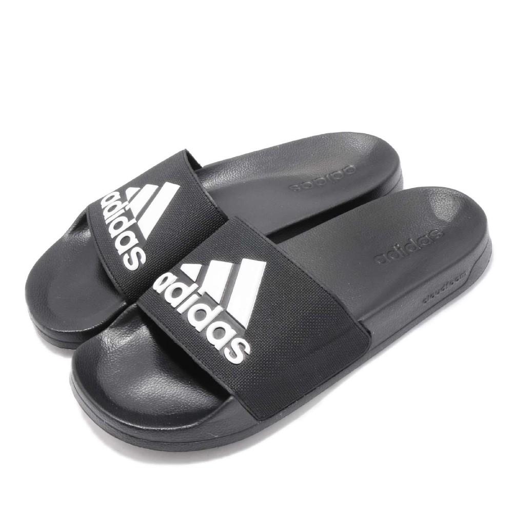 adidas 涼拖鞋 Adilette Shower 男女鞋 @ Y!購物