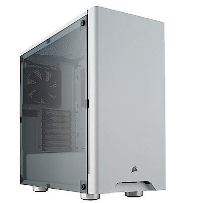 Carbide 275R 電競機殼/白色/全透測/中塔機殼