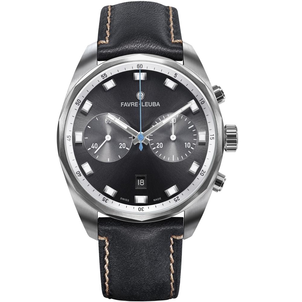 Favre-Leuba域峰表Chief系列Sky Chief Chronograph腕錶