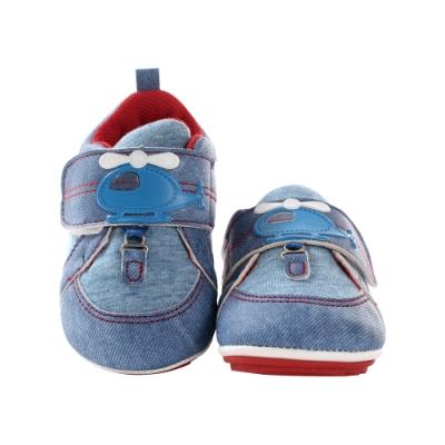 魔法Baby手工寶寶鞋 台灣製強止滑幼兒外出鞋 sk1089
