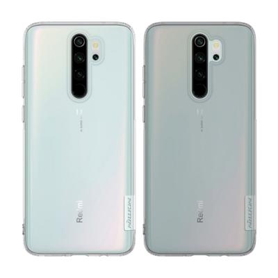 NILLKIN Redmi 紅米 Note 8 Pro 本色TPU軟套