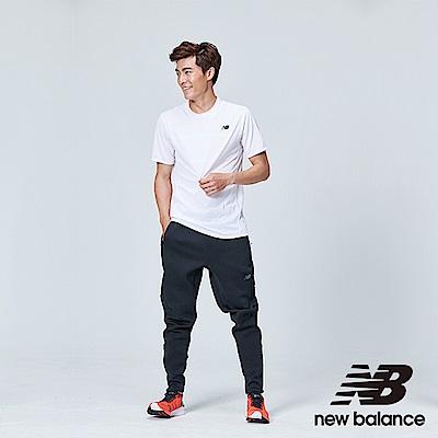 New Balance 保暖針織長褲 AMP83027BK 男 黑
