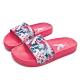 PLAYBOY花卉秘境寬帶休閒拖鞋-桃-YT60288 product thumbnail 1