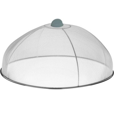 《KELA》不鏽鋼金屬圓桌罩(35cm)
