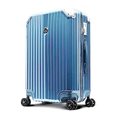 Marvel 漫威復仇者聯盟系列 25吋 新型拉鍊行李箱-索爾