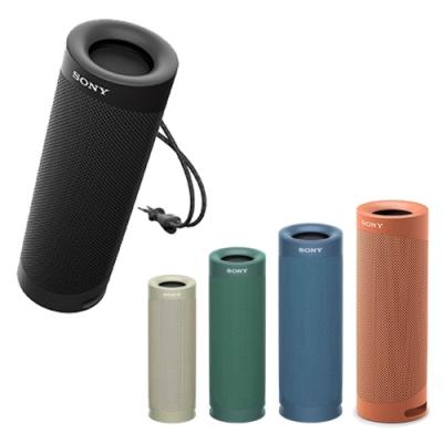 SONY 可攜式重低音藍牙喇叭 SRS-XB23