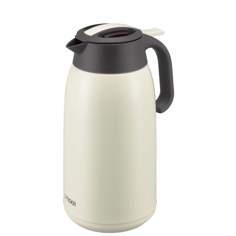 虎牌 提倒式不鏽鋼保冷保溫熱水瓶2.0L(快)