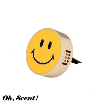 Oh, Scent! 精緻車上香氛表情款 Smile-微笑(森林)