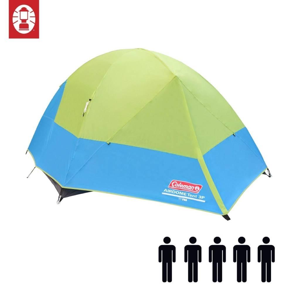【美國 Coleman】5-Person Airdome Tent 五人圓頂帳篷