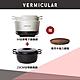 【少量現貨到】Vermicular日本原裝IH琺瑯電子鑄鐵鍋(海鹽白)+琺瑯鑄鐵鍋23CM(碳黑) product thumbnail 2