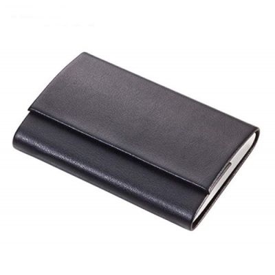 德國TROIKA防盜信用卡夾CCC05 BK防感應錢包