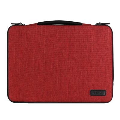 Proxa 13吋 筆記型電腦內膽包(勃根地紅)