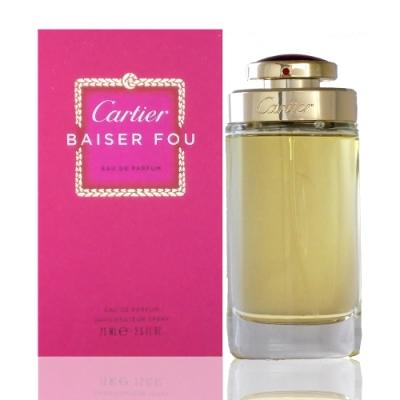 Cartier Baiser Vole Fou Perfume 瘋狂之吻淡香精 75ml