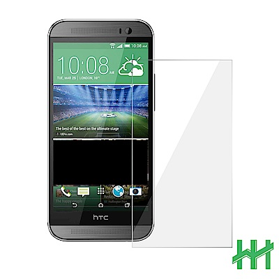 鋼化玻璃保護貼系列 HTC M8 (5吋)