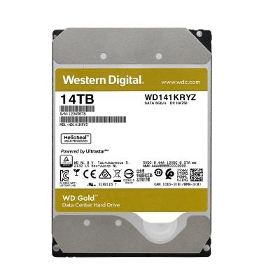 WD金標 14TB 3.5吋企業級硬碟 WD141KRYZ