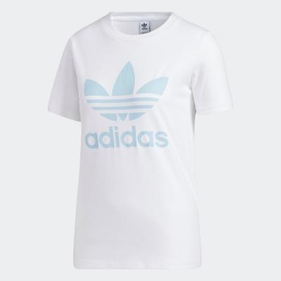 adidas ADICOLOR 短袖上衣 女 FM3293