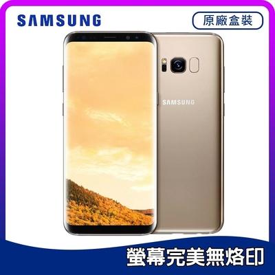【福利品】三星 SAMSUNG Galaxy S8+ (4G/64G) 6.2吋智慧型手機
