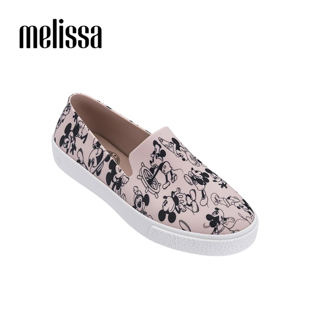 Melissa X Mickey 周年限定特別款懶人鞋-粉色