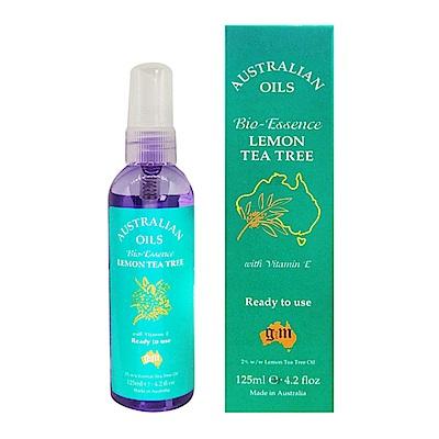 澳洲G&M 檸檬茶樹生物滋潤精油含維他命E 125ml