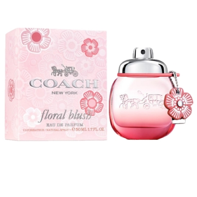 COACH Floral Blush 嫣紅芙洛麗淡香精50ml