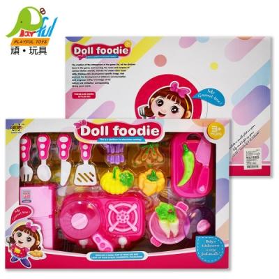 【Playful Toys 頑玩具】餐具玩具