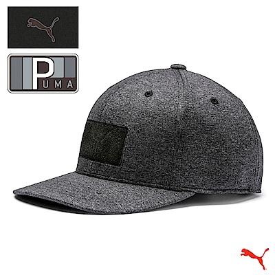 PUMA GOLF 高爾夫球系列P字帽 灰色 021991 01