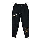 NIKE 女 AS W NSW PANT BB SHINE 運動棉長褲